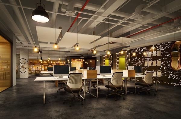 都江堰家装公司:办公室吊顶装修效